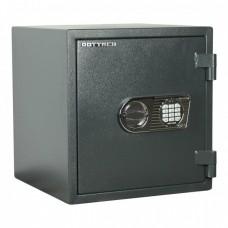 ATLAS 45 EL seif certificat antiefractie si antifoc,  h 46 cm, 135 kg, electronic
