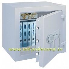 Diamant Fire Premium 50 EL - seif electronic certificat antiefractie clasa 2-EN1143 si antifoc 30 minute