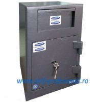 RSR 2/19 - seif cu sertar de transfer certificat S1 EN 14450, cu cheie