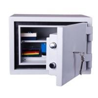 RSR 30 - seif cu cheie certificat antiefractie EN 1143 si certificat antifoc LFS 30P conform EN 15659