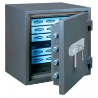 Fire Profi 50 Premium EL - Seif profesional antifoc si antiefractie cu inchidere electronica