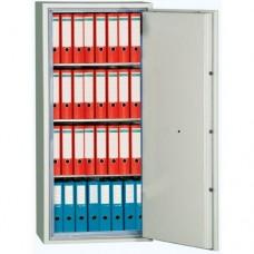 PaperNorm 65 - seif certificat antiefractie clasa 1 si antifoc 60 minute, cu cheie